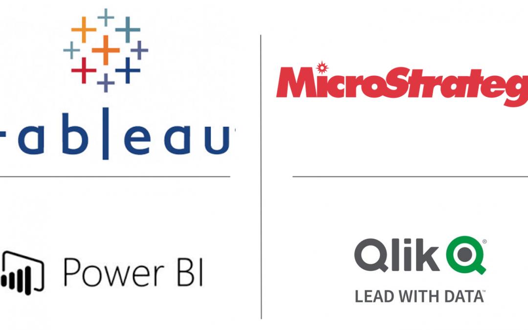 Keyboard Shortcuts | Tableau + MicroStrategy + Power BI + Qlikview